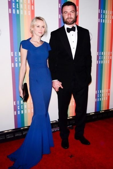 Naomi Watts at the 35th Kennedy Center Honors