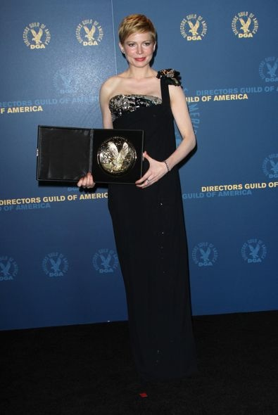 Michelle Williams at the 64th Annual Directors Guild of America Awards