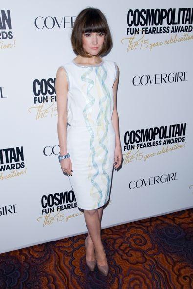 Rose Byrne at Cosmopolitan