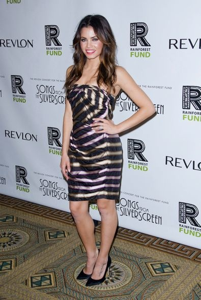 Jenna Dewan-Tatum at the 2012 Concert for the Rainforest Fund Afterparty