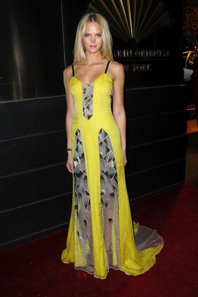 Erin Heatherton at the 9th Annual Spring Dinner Dance