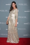 Odette Annable at the House Series Finale Wrap Party