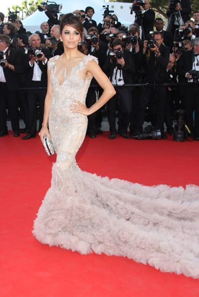 Eva Longoria at the 65th Annual Cannes International Film Festival Opening Ceremony  