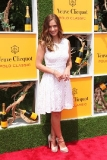 Minka Kelly at the 5th Annual Veuve Clicquot Polo Classic