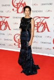Padma Lakshmi at the 2012 CFDA Fashion Awards