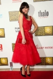 Zooey Deschanel at the 2012 Critics' Choice Television Awards