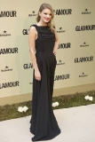 Lily Donaldson at the Glamour Spain 10th Anniversary Party