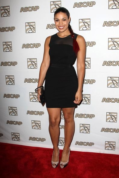 Jordin Sparks at the 2012 ASCAP Rhythm &amp; Soul Music Awards