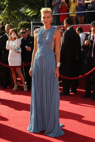 Maria Sharapova at the 2012 ESPY Awards