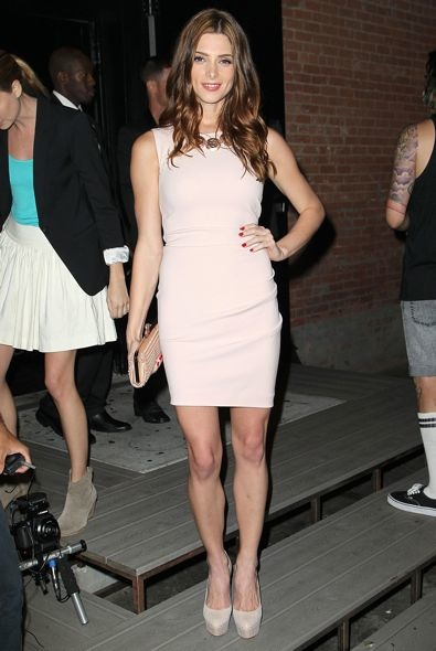 Ashley Greene at the NYLON Magazine August 2012 Issue Party