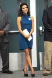 Eva Longoria at an Obama For America Women's Summit Event