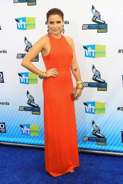 Sophia Bush at the 2012 Do Something Awards
