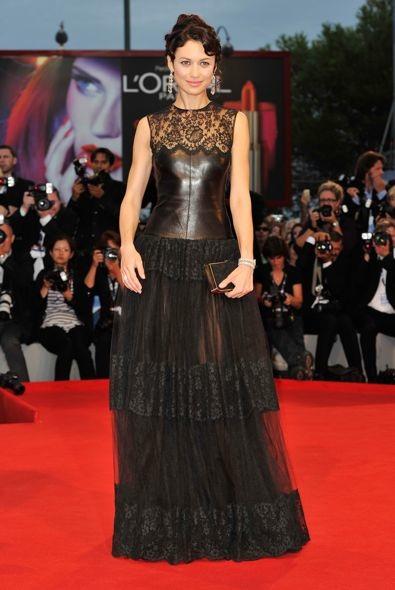 Olga Kurylenko at the 69th Venice International Film Festival Premiere of To the Wonder