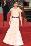 Keira Knightley at the World Premiere of Anna Karenina
