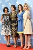 Selena Gomez at the 69th Venice International Film Festival Photocall for Spring Breakers