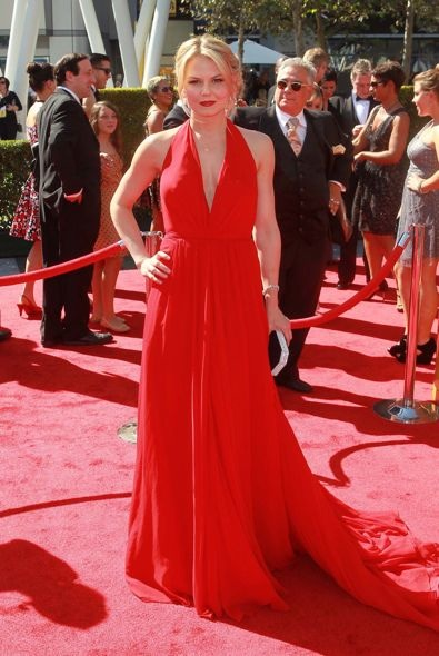 Jennifer Morrison at the 2012 Creative Arts Emmy Awards
