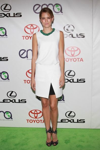 Cody Horn at the 2012 Environmental Media Awards