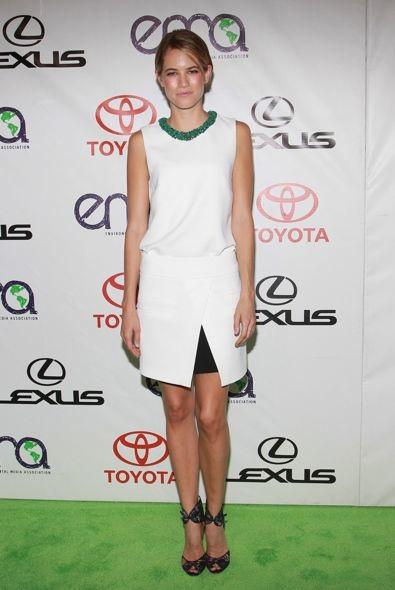 Cody Horn at the 2012 Environmental Media Awards
