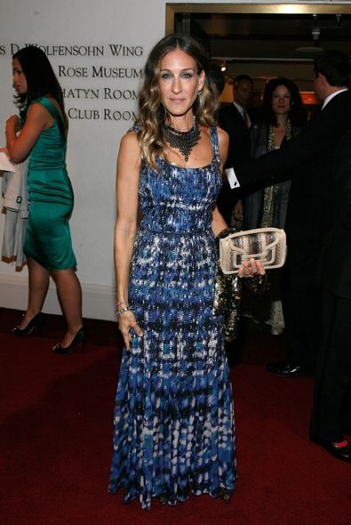 Sarah Jessica Parker at the Carnegie Hall 2012-2013 Season Opening Night Gala 
