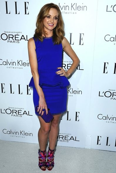 Jayma Mays at ELLE's 19th Annual Women In Hollywood Celebration