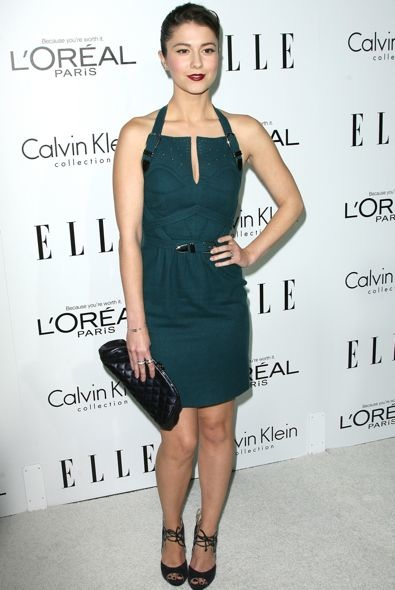 Mary Elizabeth Winstead at ELLE's 19th Annual Women In Hollywood Celebration