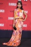 Kerry Washington at the Berlin Premiere of Django Unchained