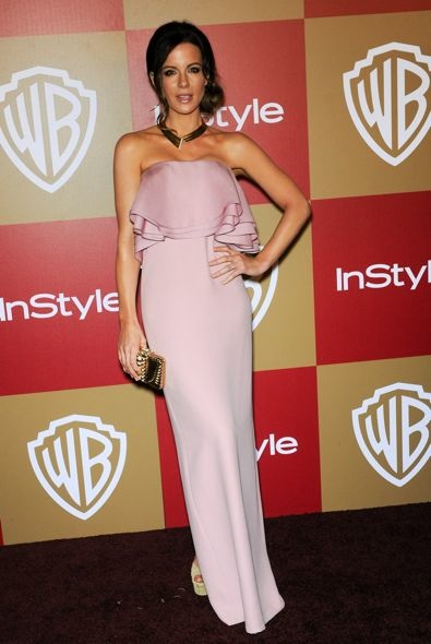 Kate Beckinsale at the InStyle and Warner Bros. Golden Globe After Party