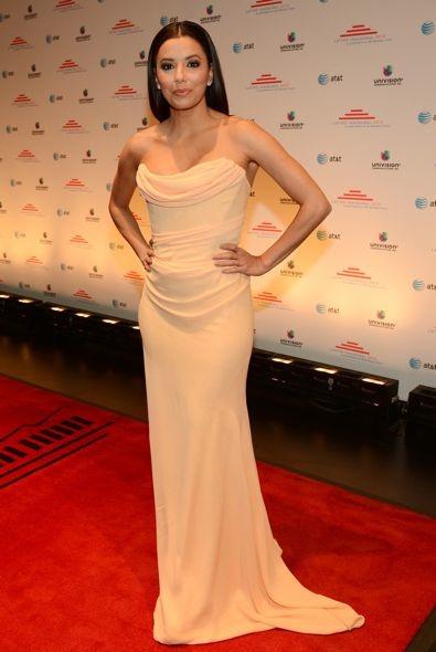 Eva Longoria at the Latino Inaugural 2013 Event