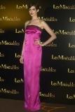 Anne Hathaway at the Paris Premiere of Les Mis