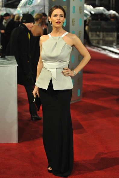 Jennifer Garner at the 2013 BAFTA Awards
