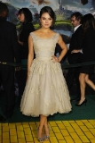 Mila Kunis at the Los Angeles Premiere of Oz The Great and Powerful