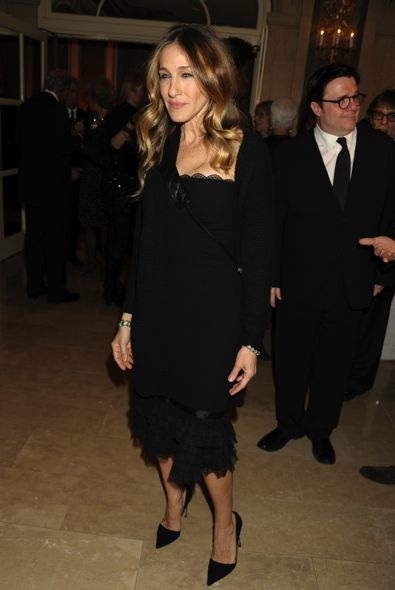 Sarah Jessica Parker at the 28th Annual Guild Hall Academy of the Arts Lifetime Achievement Awards
