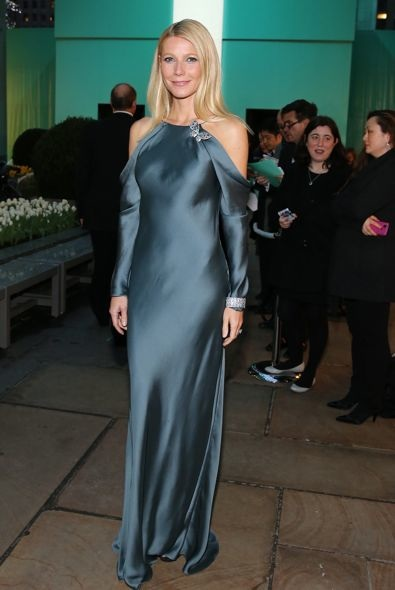 Gwyneth Paltrow at the Tiffany & Co. Blue Book Ball