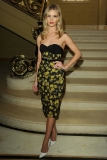 Rosie Huntington-Whiteley at the Alexandra Shulman and Vogue Dinner in Honour of Michael Kors