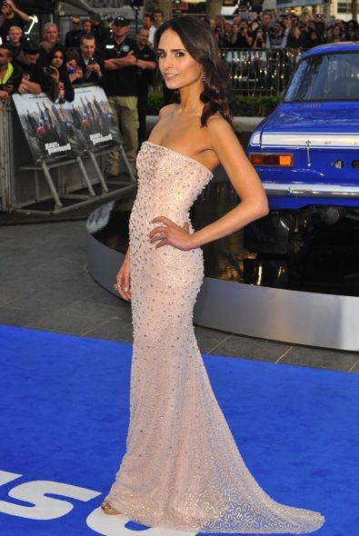Jordana Brewster at the World Premiere of Fast & Furious 6