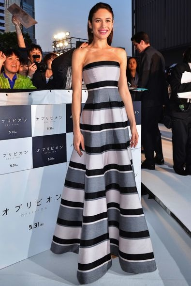 Olga Kurylenko at the Tokyo Premiere of Oblivion