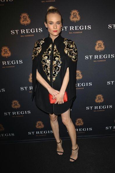 Diane Kruger at the St. Regis Bal Harbour Resort & Residences Grand Opening Celebration