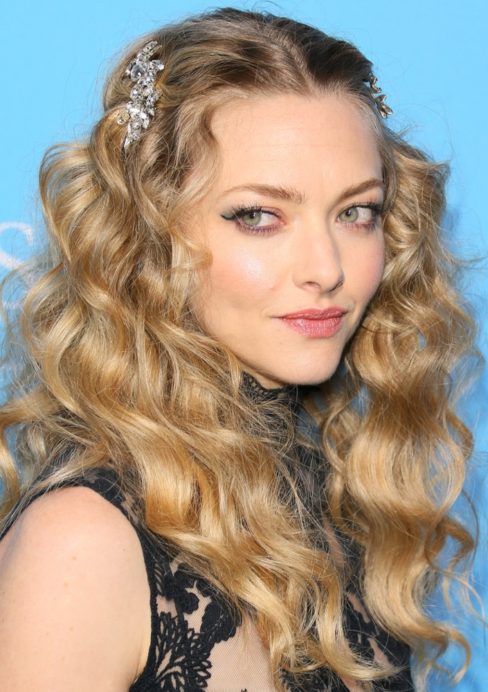 Celebs Are Bringing The Bling To Their Hair Thefashionspot
