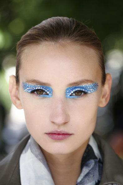 Christian Dior's Glam Sparkly Eyes