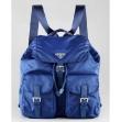 Large Tessuto Backpack by Prada