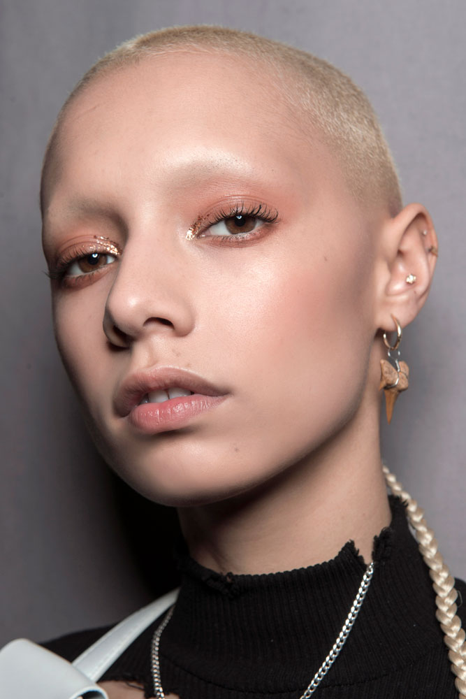 These 10 Runway Approved Eyebrow Looks Are Your Spring Beauty