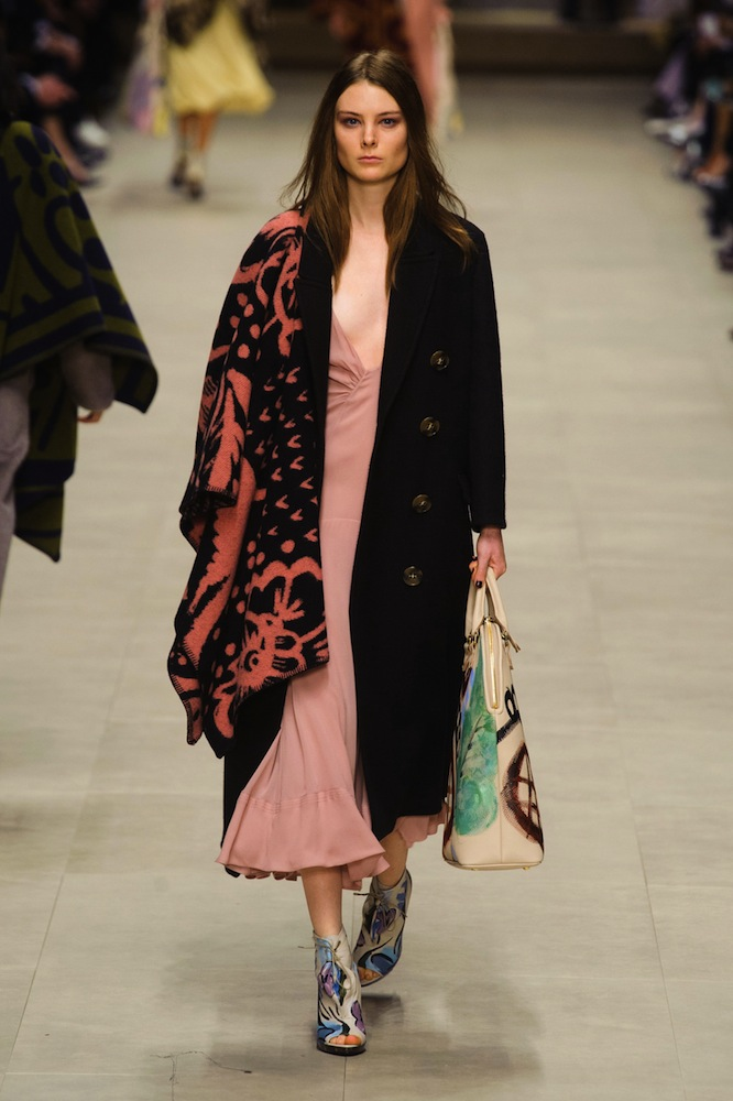 Burberry Prorsum Fall 2014