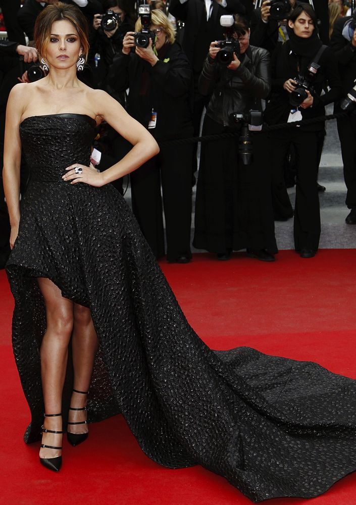 Cheryl Cole at the Premiere of Foxcatcher