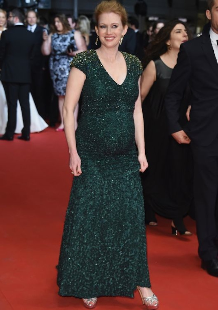 Mireille Enos at the Premiere of The Captive