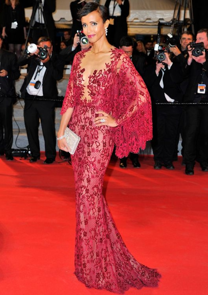 Sonia Rolland at the Premiere of Timbuktu