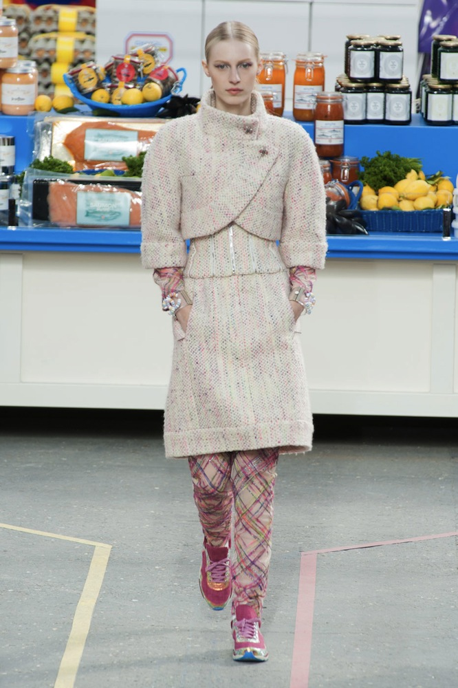 Chanel Opens a Supermarket