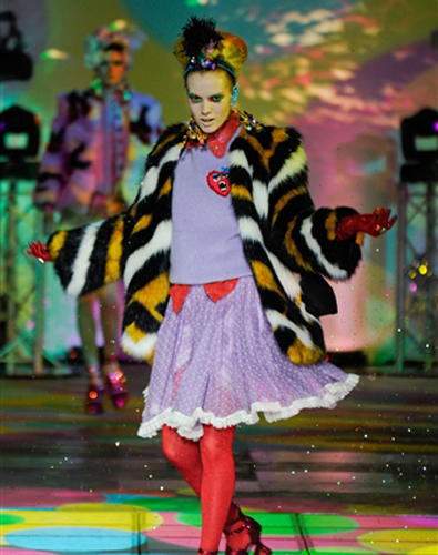 The Craziness of Meadham Kirchhoff