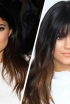 Kylie Jenner's Clip-On Bangs