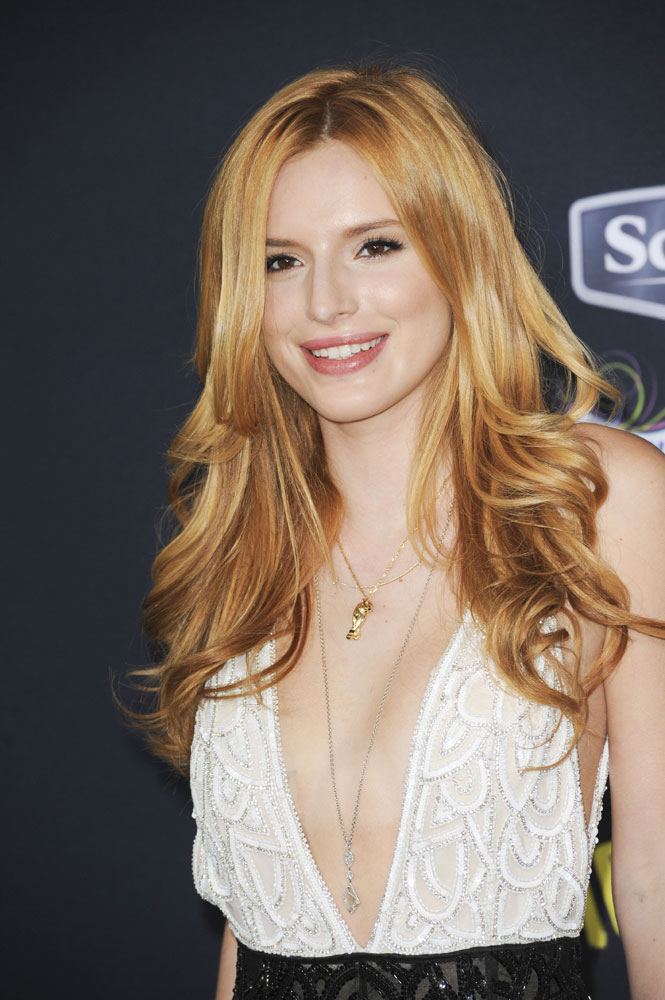 Celebs who wear hair extensions thefashionspot bella thorne pmusecretfo Image collections