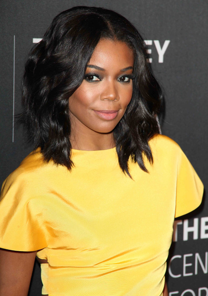 Celebs who wear hair extensions thefashionspot gabrielle union pmusecretfo Gallery